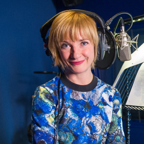 Jane Horrocks Interview