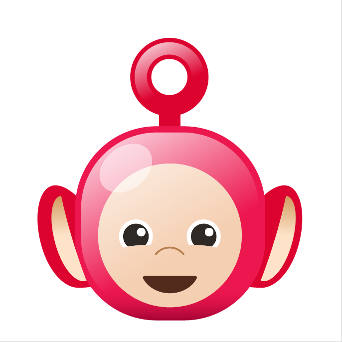 teletubbies emoji imessage stickers teletubbies clip art cookie jar clip art cookies and punch