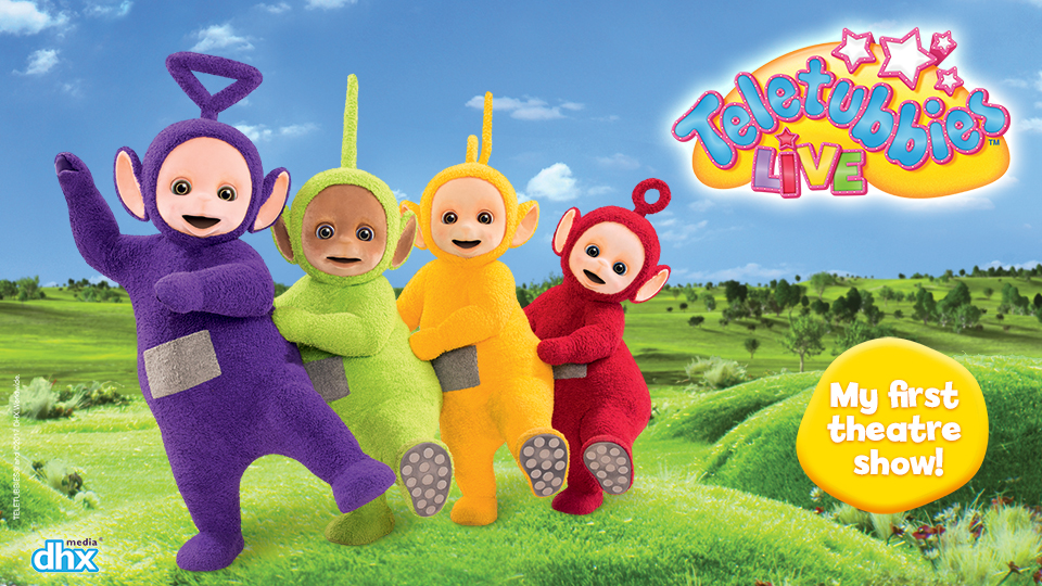 World Premiere of Teletubbies Live to be held in Manchester!