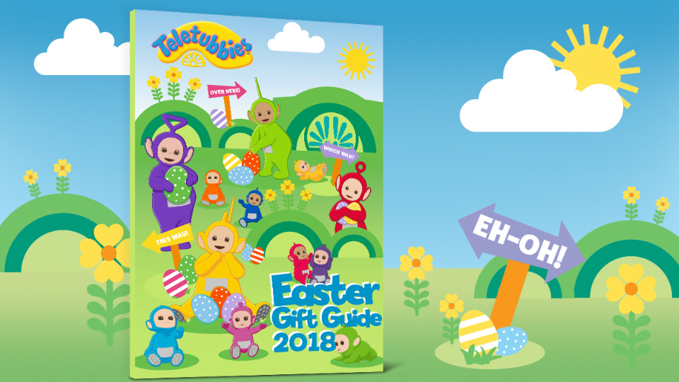 Easter gift guide teletubbies easter gift guide negle Gallery