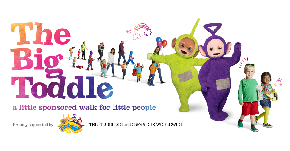 Barnardo's Big Toddle