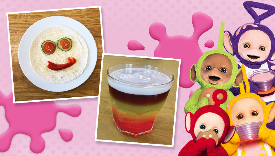 Tasty Tubby Treats for you and your little one to try, at your Tubby Playdate!