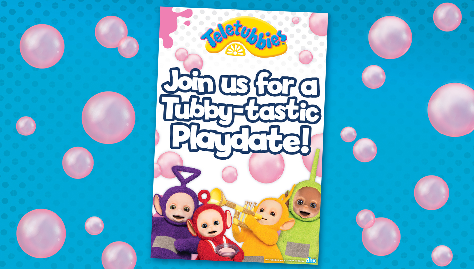 Invite guests to your playdate with our WhatsApp Invite