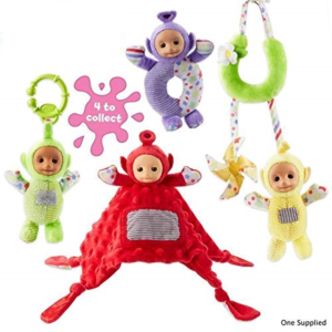 Teletubbies Early Play Soft Toys